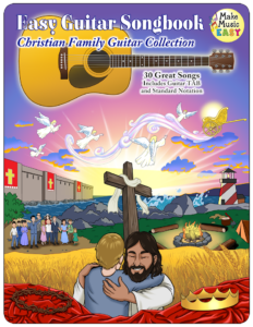 Christian Family Guitar Collection Cover 750x971